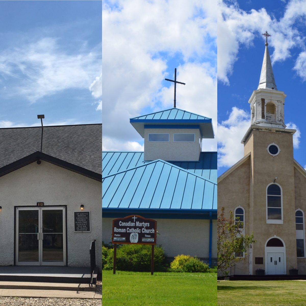 Pasquia Area Catholic Church