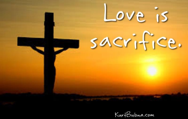 love-is-sacrifice